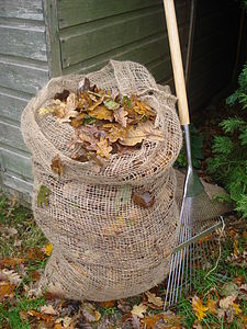 Burgon And Ball Leaf Composting Sack - shop by price