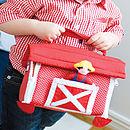 Farmhouse Soft Play Toy