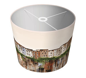 Castellfollit De La Roca Drum Lampshade - lighting