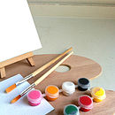 Set Of Paint Your Own Decorations