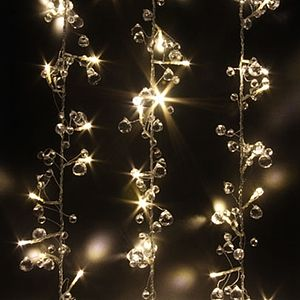Crystal Ball LED Fairy Lights - lighting