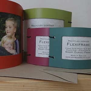 Leather Photo Frame - picture frames