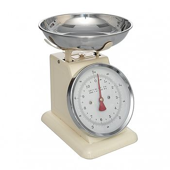 Retro Kitchen Scales