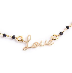 Love Necklace - women's jewellery
