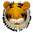 Jungle Animal Decorative Head