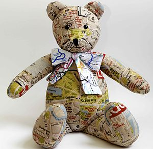 London Bear - soft toys & dolls