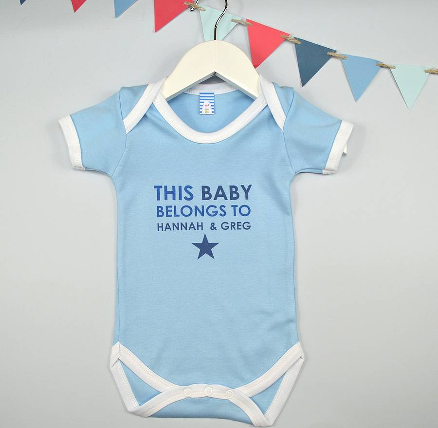 3 boys baby grows/sleep suits, size months. These have been worn, however there's plenty of wear left in them, the red one has a tiny hole in the leg (see pictures) but does not affect the use.