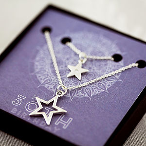 Friendship /Sister/ Best Friend Necklace Set