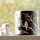 Christmas Decoration Tea Light Candle Holder