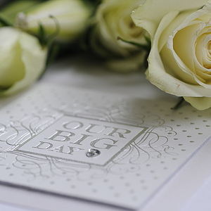 'Our Big Day' Guestbook