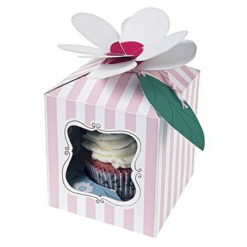 I'm A Princess Cupcake Boxes: Pack Of Four