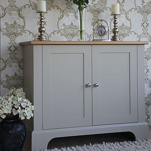 Pilsley Cupboard In A Choice Of Sizes And Colours