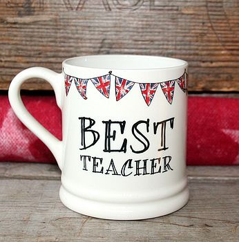 'Best Teacher' Mug