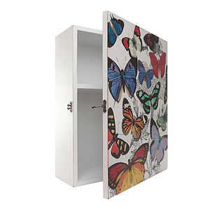 Butterfly Wall Cabinet - furniture delivered for christmas