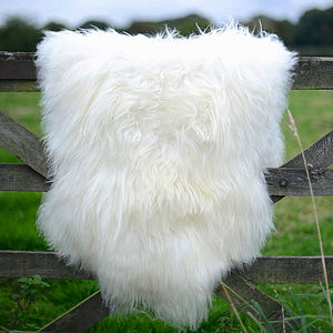 Icelandic Sheepskin Rug - living room
