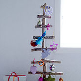Wooden Christmas Tree - christmas decorations