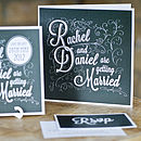 20 Oxford Wedding Invitations