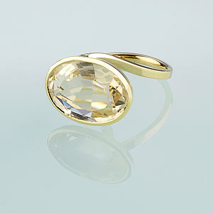 Princess Ring - fine jewellery