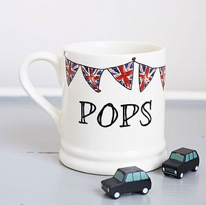 'Grandfather' Mug - mugs