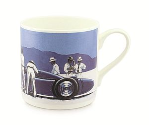 Bluebird At Bonneville Mug