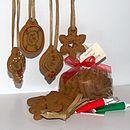 Gingerbread Christmas Tree Decoration Kit