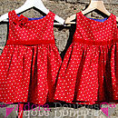 Adora Doubles Twin Girls Dresses And Bloomers