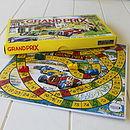 Vintage Style 'Grandprix' Board Game