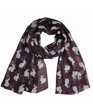 Cute Bunny Rabbit Scarf