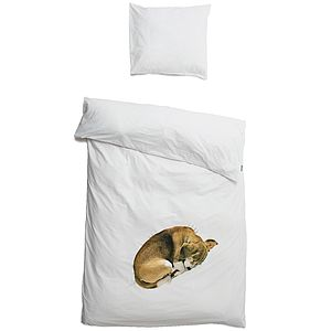 Bob The Dog Puppy Bed Set - bed, bath & table linen