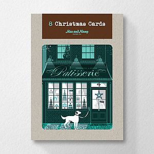 Seasonal Shop Christmas Cards - christmas cards: packs