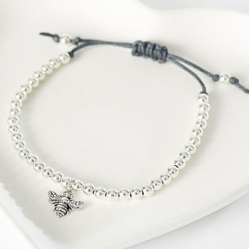 Bee Charmed Friendship Bracelet