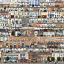 The Streets Of Brighton Print