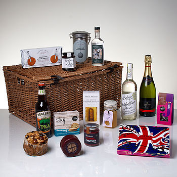 The Ultimate British Selection Gift Hamper