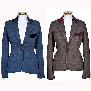 Lucinda Tweed Jacket - view all sale items