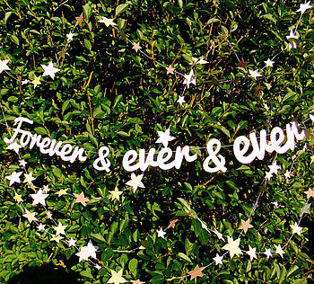 'Forever And Ever And Ever'