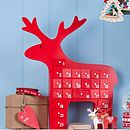 Advent Calendar Reindeer
