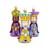 Nativity We Three Kings - christmas decorations