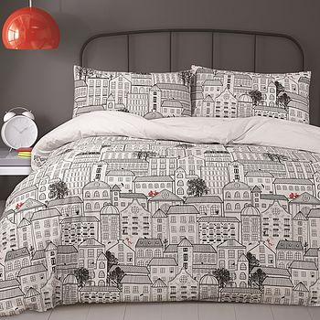 Lost Weekend Single Duvet Set