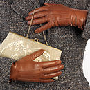 Kate Gloves Hazelnut