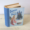 Beauty And The Beast Book Box
