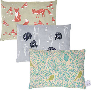 'Garden Creature's' Heat Bag - hot water bottles & covers
