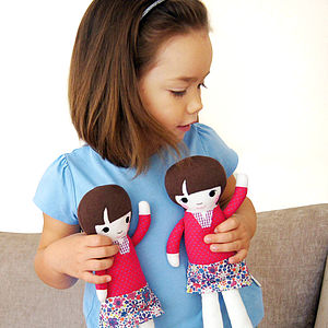 Albetta Dolly - soft toys & dolls