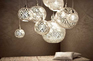 Filisky Ball Pendant Light - lighting