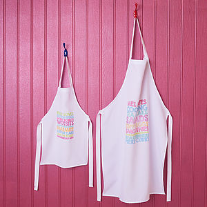 Personalised Child's Apron - view all sale items