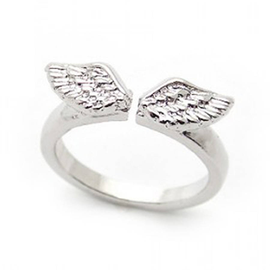 jewellery product rings angel ats wings piercing nipple barbell skinkandy