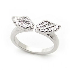 Wing Ring - women's jewellery