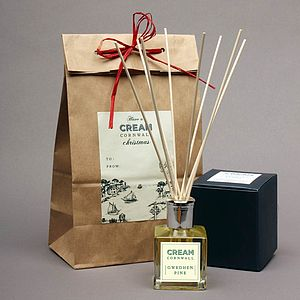 Gwedhen Pine Reed Diffuser - candles