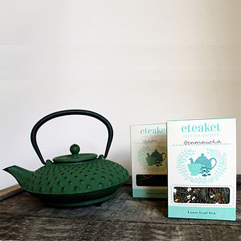 Eteaket Japanese Tea Set