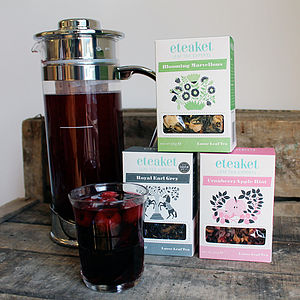 Ice Ice Tea Baby - teas, coffees & infusions