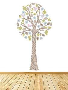 Magical Tree Wall Stickers - shop by price